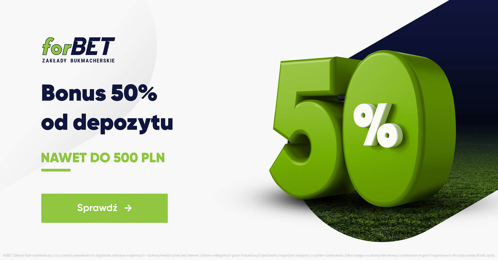 forBET - bonus do 1000 PLN
