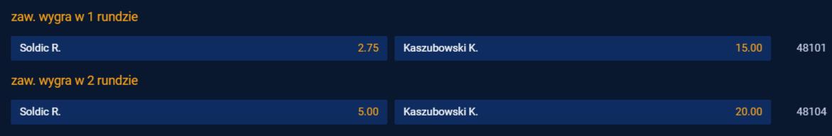 Typy na KSW 49, do walki Soldic kontra Kaszubowski