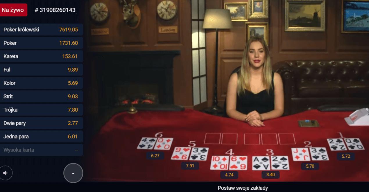 STS i typowanie gier karcianych