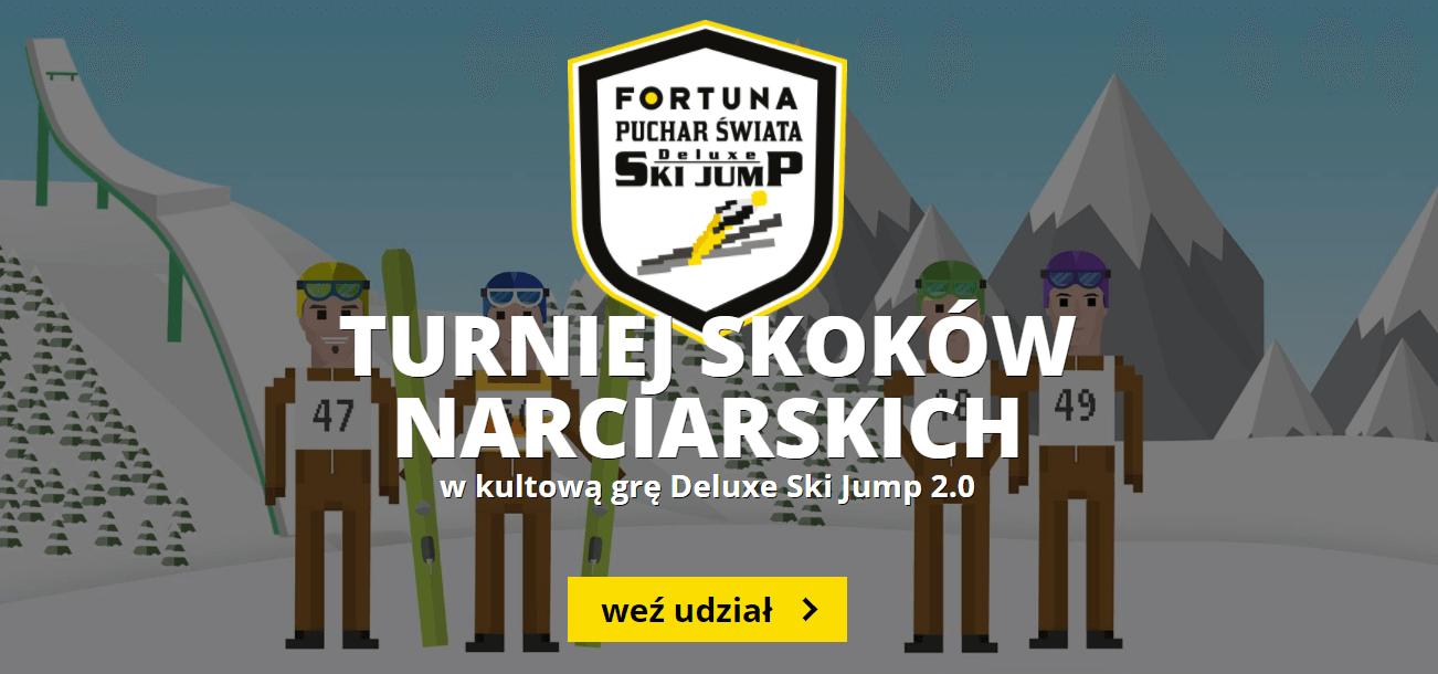 Ski Jump- Fortuna kod promocyjny
