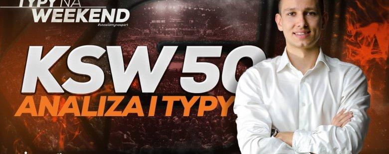 Typy KSW 50 - okładka na filmik