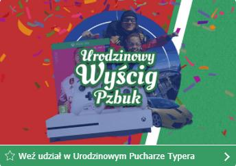 Urodzinowy Puchar Typera- PZBuk Bonus