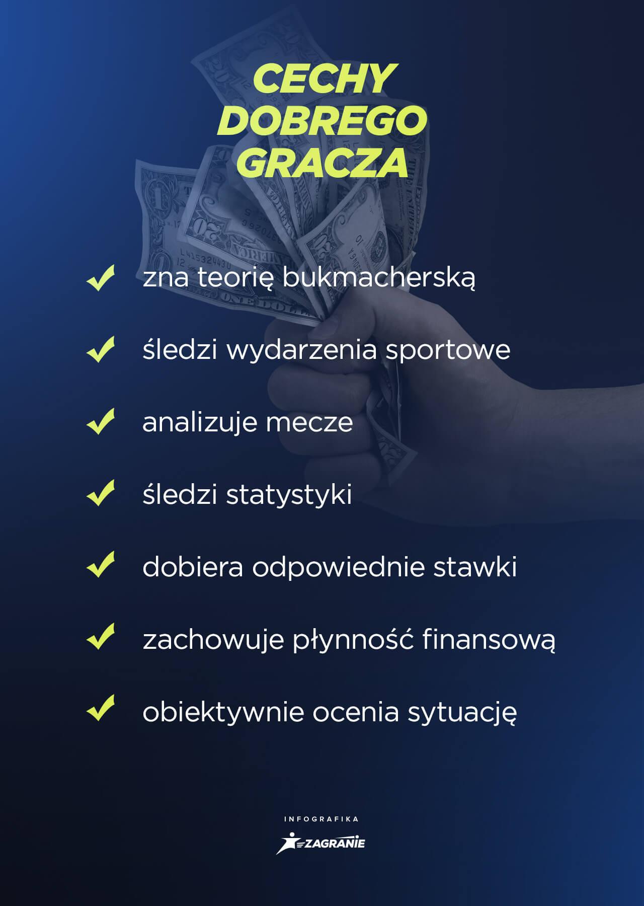 Cechy dobrego gracza