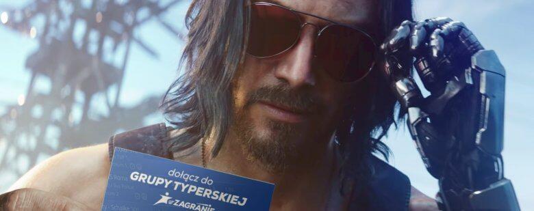 Keanu Reeves poleca grupę Zagranie