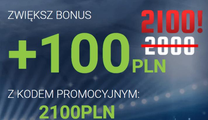 forBET kod promocyjny na wyższy bonus