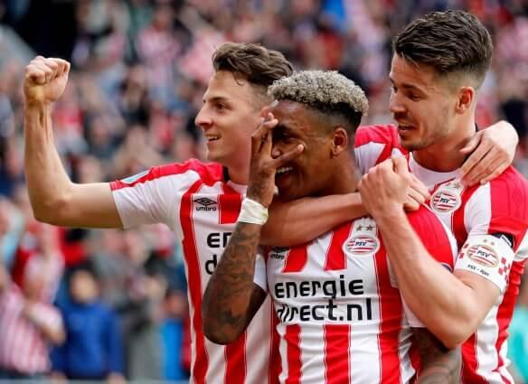 zawodnicy PSV