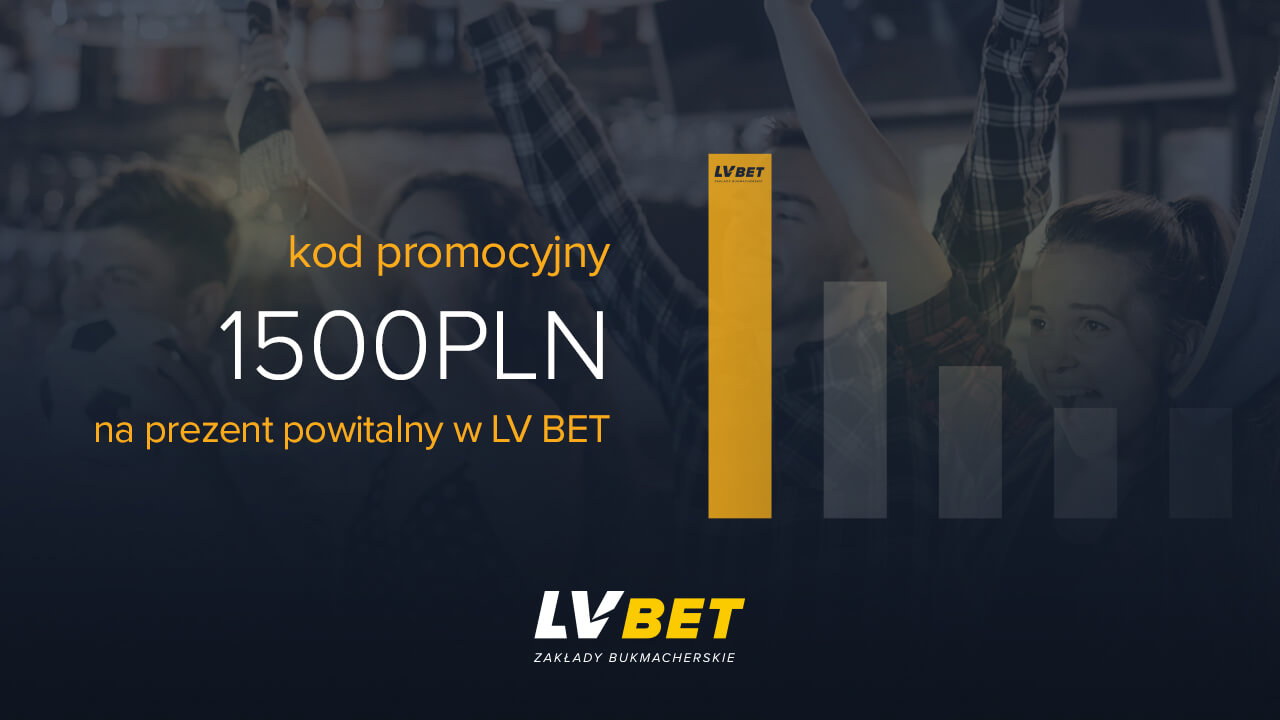 lvbet kod promocyjny - bonus