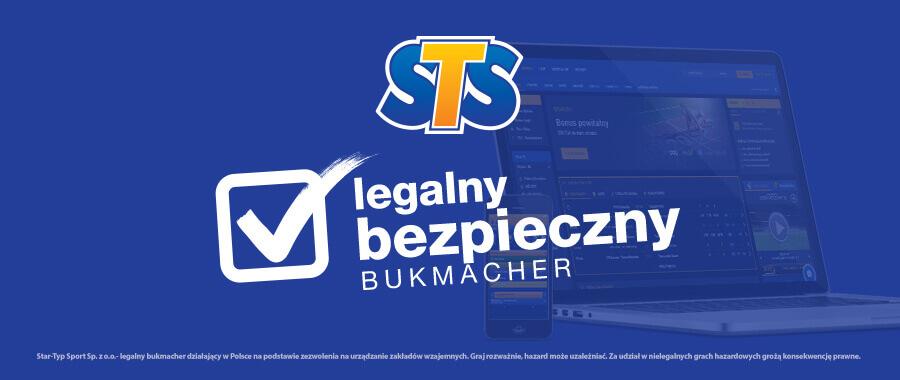 polska legalna strona bukmacherska sts