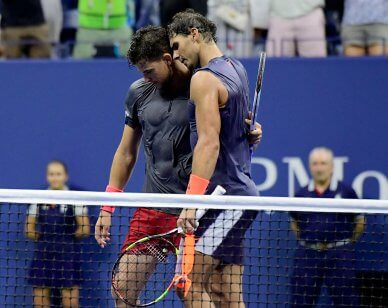 Rafael Nadal i Dominic Thiem